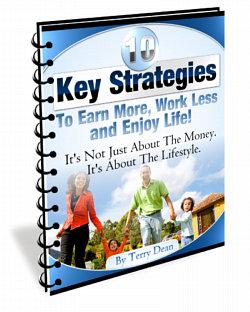 Earn More, Work Less, Enjoy Life!